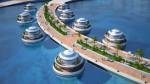 Открытие в Катаре первого полуподводного отеля
