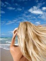 Средства по уходу за волосами для лета
