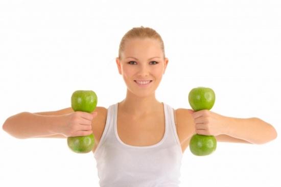 Суперпродукты, которые способствуют быстрому похудению
