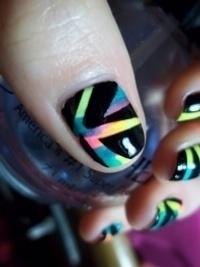 Простые и шикарные идеи оформления ногтей