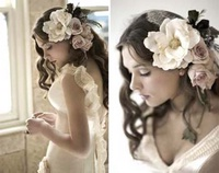 Прическа для свадьбы