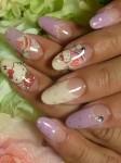 Дерзкий дизайн ногтей