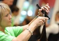 Стрижка волос по-особому