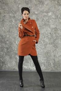 Женское пальто – выбор современности