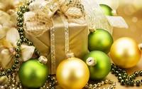 Вкусный новогодний подарок 2014 на год зеленой деревянной лошади