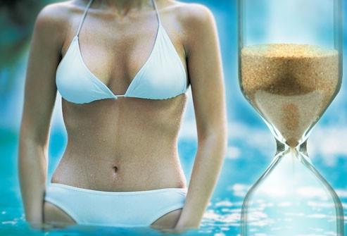 Как подобрать купальник для фигуры типа песочные часы