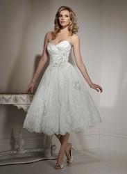 Какие свадебные платья подойдут миниатюрным девушкам