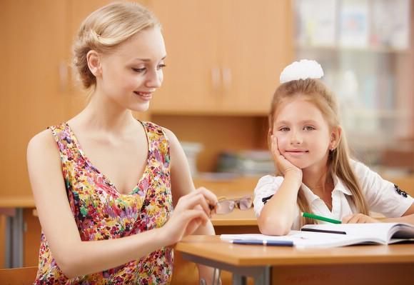 Занятия с репетитором помогают получить новые знания