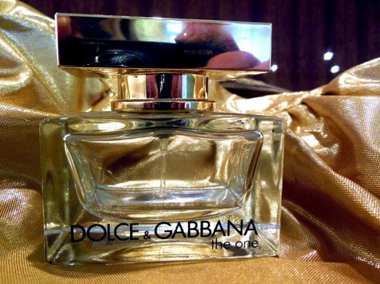 Духи The One Dolce & Gabbana. Отзыв