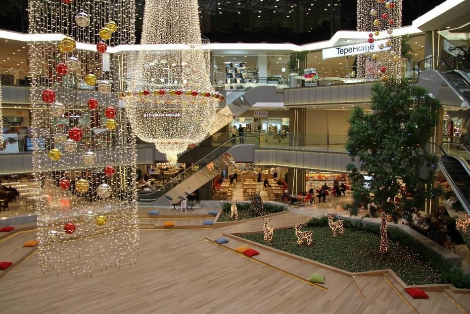 ТЦ Galleria в Стамбуле