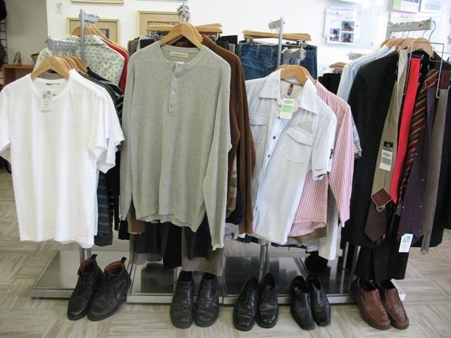 Мужская одежда секонд хенд - стильная одежда недорого
