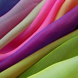 Модные шелковые ткани