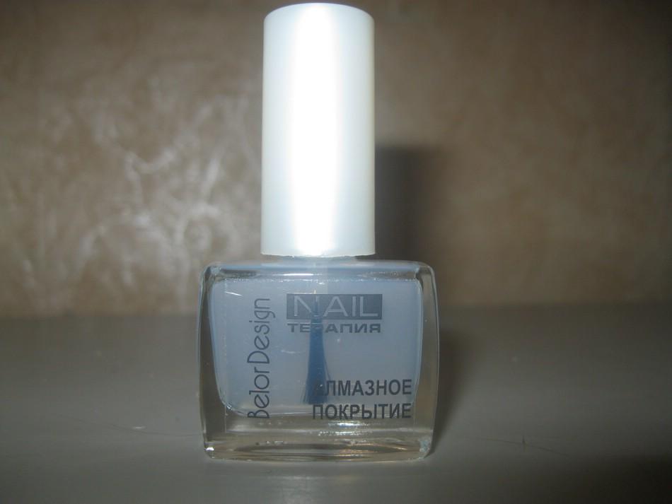 Алмазное покрытие для ногтей от компании «Белор-Дизайн» («BelorDesign»)
