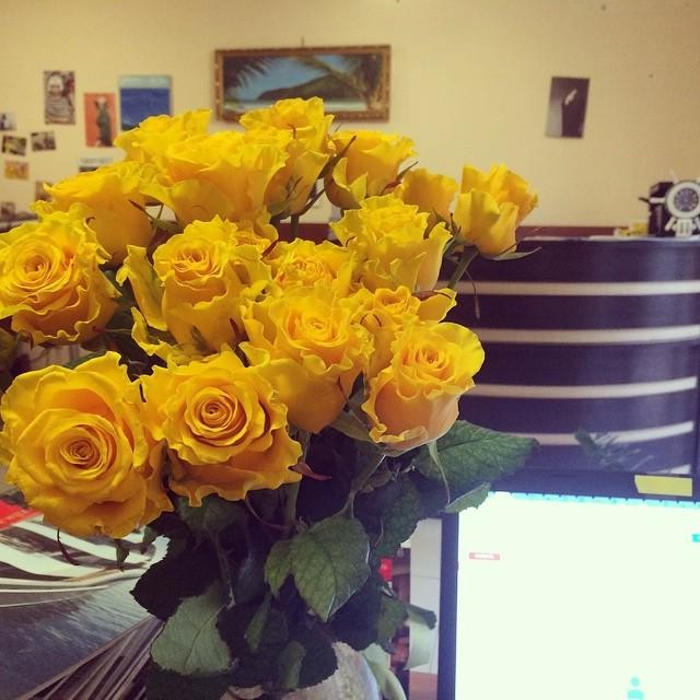 Цветы - лучший подарок для любого случая