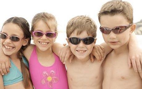 Как выбрать детские солнечные очки