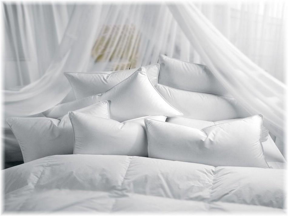 Как выбрать наполнитель для подушки
