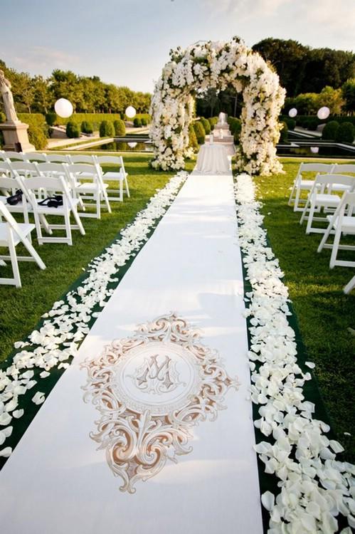 Выездная церемония бракосочетания – на пике популярности
