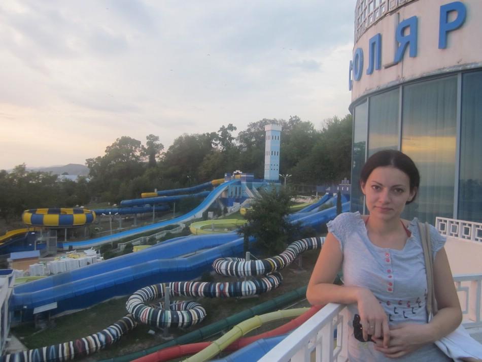 Аквапарк в «Аквалоо»