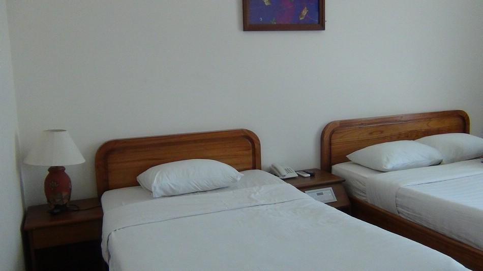 Вьетнам, Нячанг, отель Vien Dong