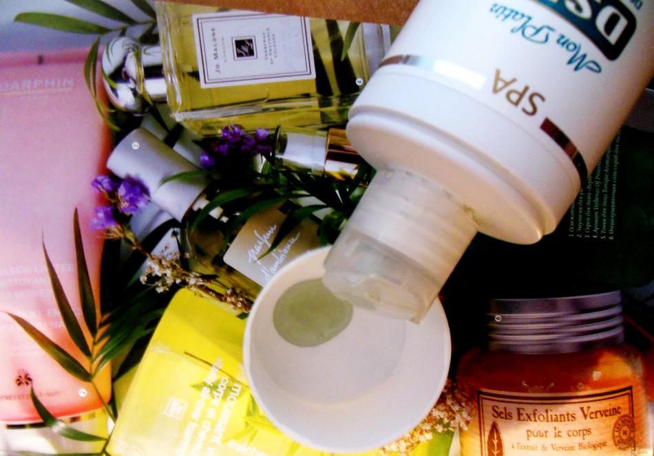 DSM Mon Platin Professional Mud Shampoo (Грязевой шампунь с облепиховым маслом)