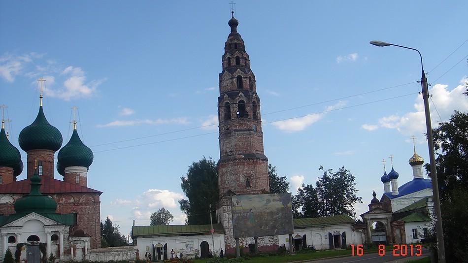 Отдых в Ярославской области, санаторий «Сосновый бор». Отзыв с фото