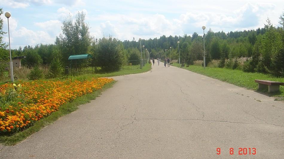 Отдых в Ярославской области, санаторий «Сосновый бор»