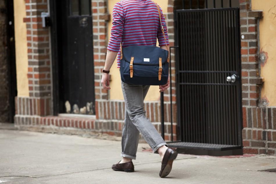 Мужская молодежная сумка