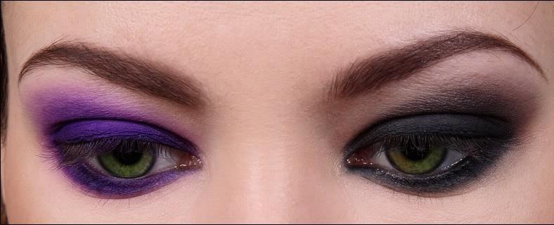 Хочешь увеличить глаза с помощью теней?