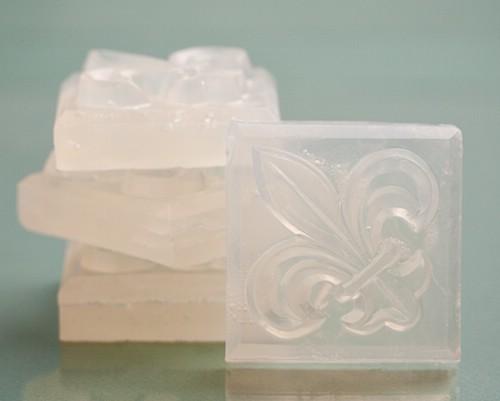 Как приготовить ароматное мыло