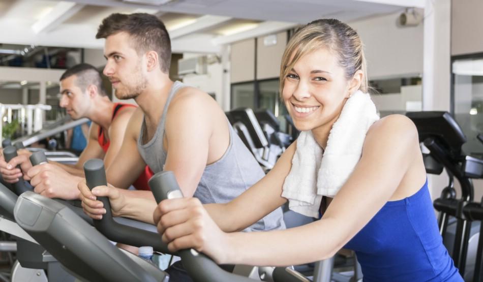 Занятия в фитнес центре усилят результат тренировок