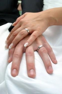 Мода на обручальные кольца