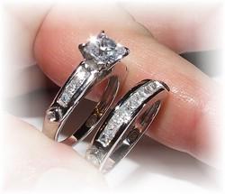 Основная характеристика кольца на помолвку