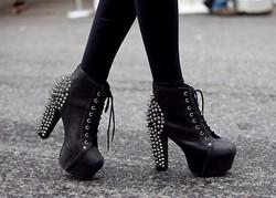 Модная женская обувь осень 2014