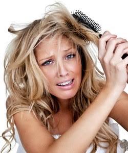 Что делать, если путаются волосы