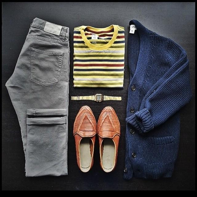 Мужская мода: весна-лето 2015