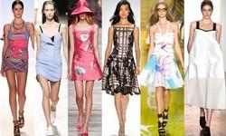Модные летние тенденции 2015