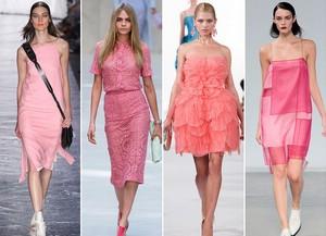 Модная женская одежда весна-лето 2015