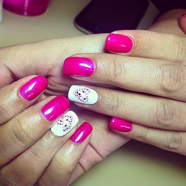 Shellac CND для ногтей