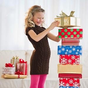 Подаркам всегда рады