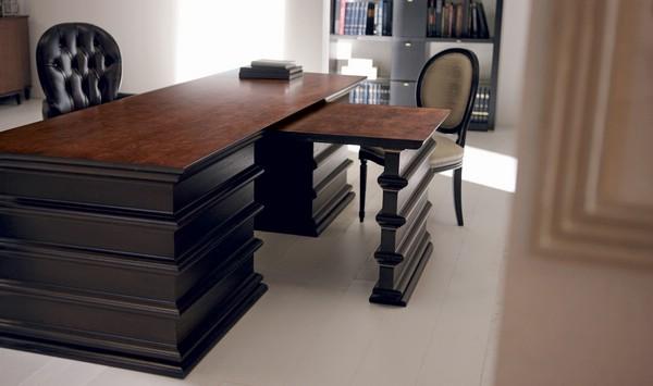 Дизайнерские столы – оригинальный элемент стильного дизайна