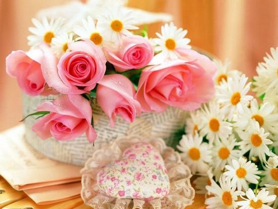Как выбрать цветы на день рождения