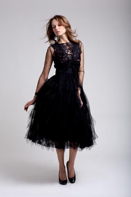 Вечернее платье – основа гардероба истинной леди