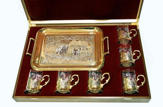 vip подарок кофейный набор
