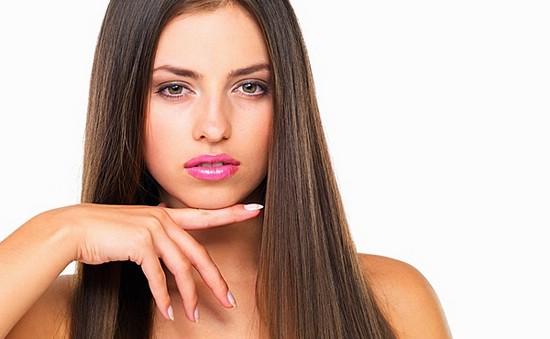 Кератиновое выпрямление волос с использованием продукции Keratin Complex Coppola