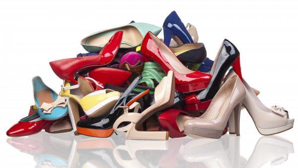 Женская обувь для курорта
