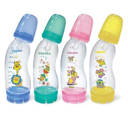 Какие бутылочки для кормления новорождённых лучше