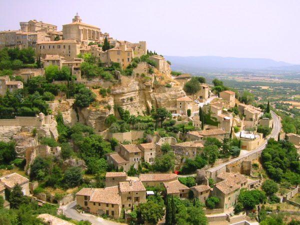 Прованс - маленький европейский рай