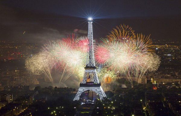 Главные праздники Франции