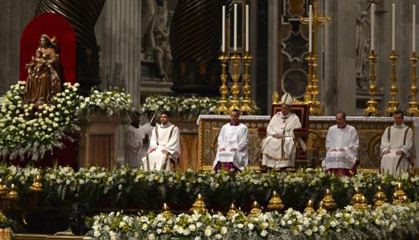 Праздники Ватикана