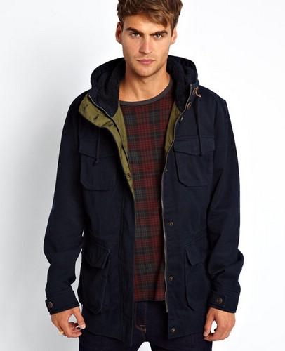 Как выбрать мужскую демисезонную куртку